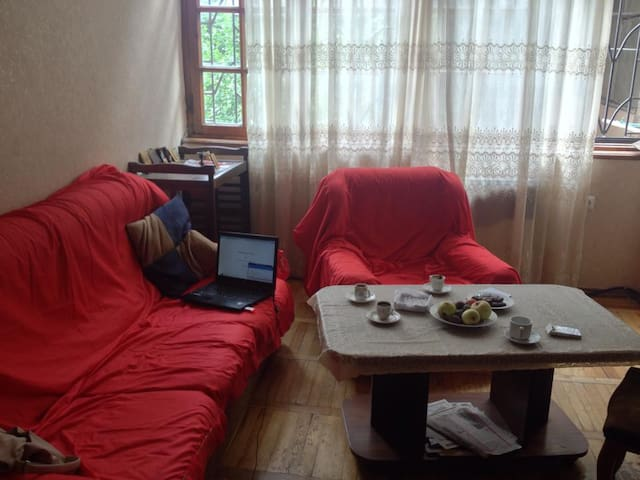 a comfortable private room