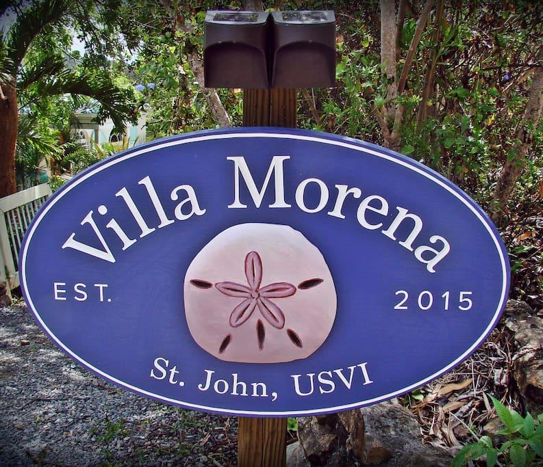 Welcome to Villa Morena!