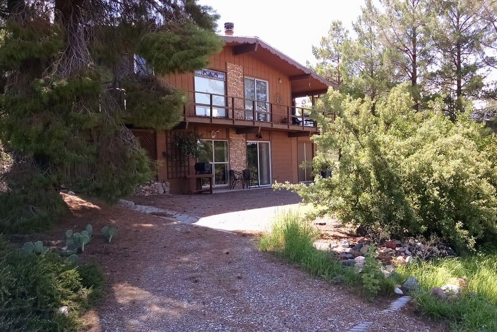 Quiet Charming Verde Valley Secret Houses For Rent In