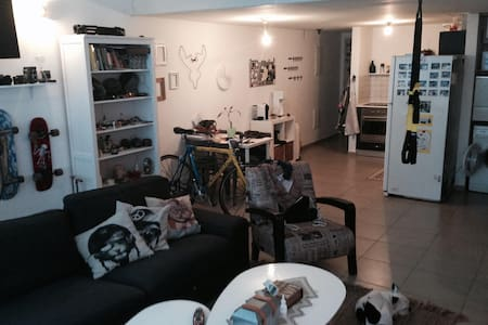 Suitable for a couple or a single p - Tel Aviv-Yafo - Loft