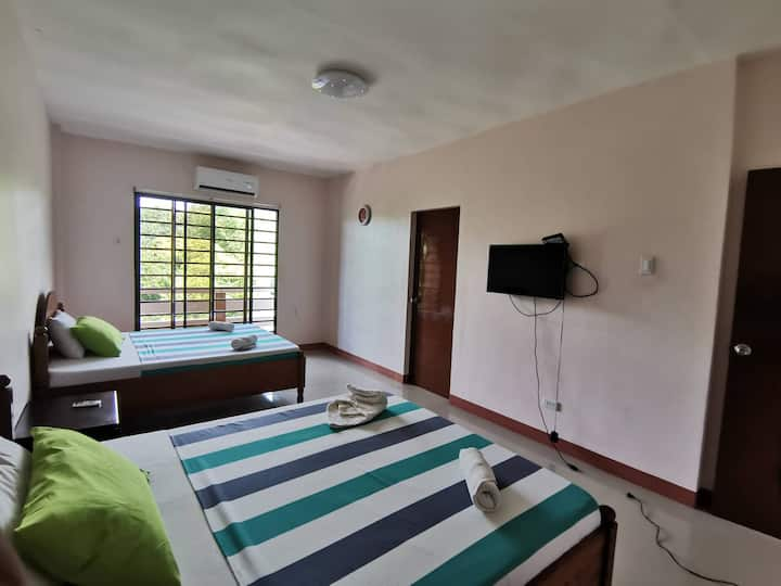 Family AC Room in Forest Moon Coron