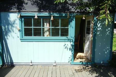 Topanga Butterfly Garden Tiny House