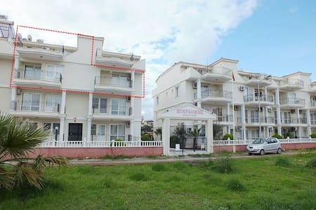 3 Bedroom Duplex Apartment Complex