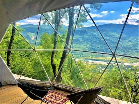 Wine Space Glamping