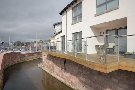 Luxury  two bedroomed apartment . - Arbroath - 公寓