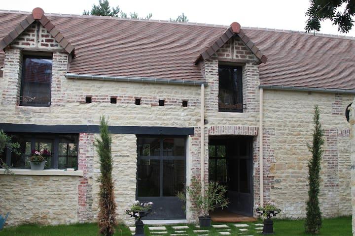 Elegant house centre Cabourg - Cabourg - Rumah