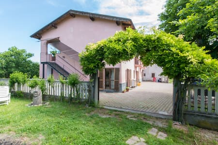 RossoMonferrato B&B - Sunset room - Villamiroglio