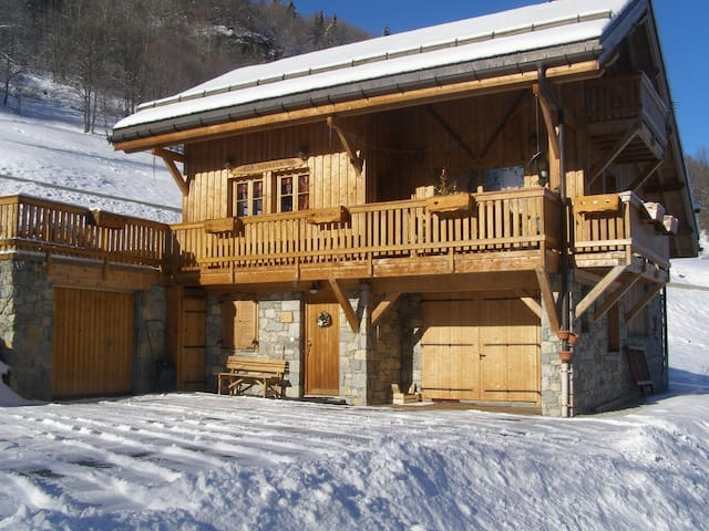 meribel chalet real wood charm chalets for rent in les allues rhone alpes