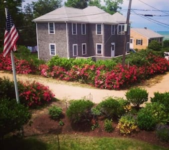 Fabulous 4 BR, views, steps to Bay - Brewster