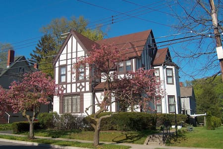 Elegant Historic Tudor Home - Binghamton - House