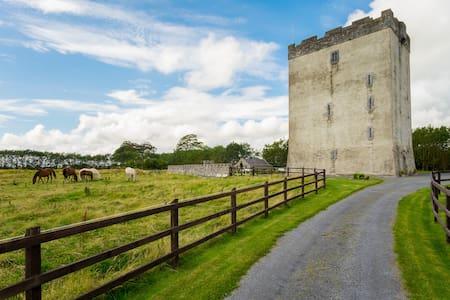 Turin Castle County Mayo Ireland - Kilmaine - Zamek