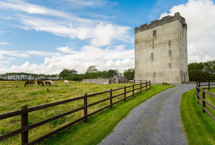 County Mayo/Galway -Turin Castle Luxury Rental
