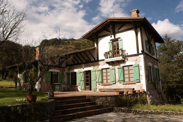 Finca Villanori - Santa Ana Jilotzingo - Bed & Breakfast