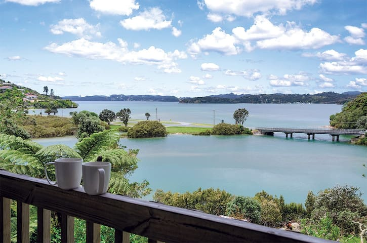 The Lagoon - Apartment - Paihia - Appartement