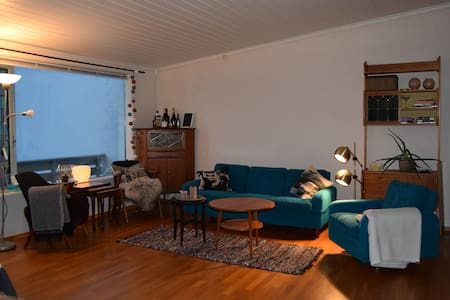 Big space and a lovely view! - Alesund - Casa