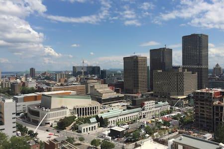 New Downtown Condo  views& WIFI -05