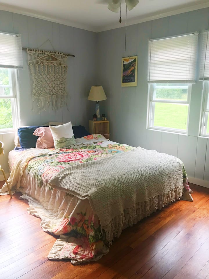Cozy and conveniently located near Brevard College