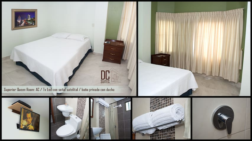 superior queen room - Guayaquil - House