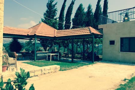 Beautiful Horse Ranch Retreat (2 bedroom) - Amioun - Apartemen