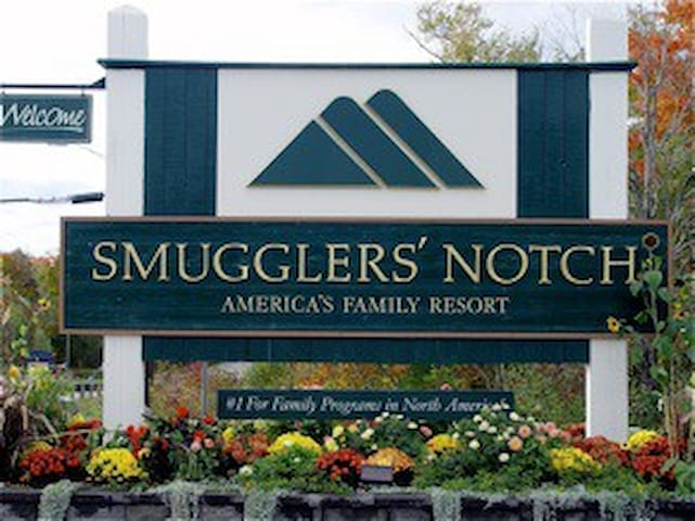 Smugglers Notch Ski-in/Ski-out - Cambridge - Leilighet