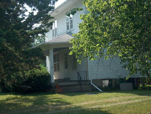 Timberview Bed and Breakfast - Shannon City - Inap sarapan