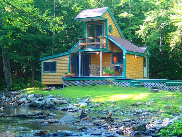Studio at Clay Brook Accommodations - Warren - Hytte