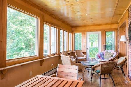 Jalapeño Room - Hudson River home - Coxsackie