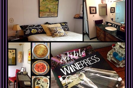 ~ Delicious Full Breakfast ~ Itinerary Planning Assistance ~ Bottled Water & Snacks ~ Super Quiet Room With Fine Linens ~ Pick Up/Drop Off at Train or Jitney  A WORLD TRAVELER WITH HOSPITALITY EXPERIENCE, I TRULY ENJOY TAKING CARE OF MY GUESTS.