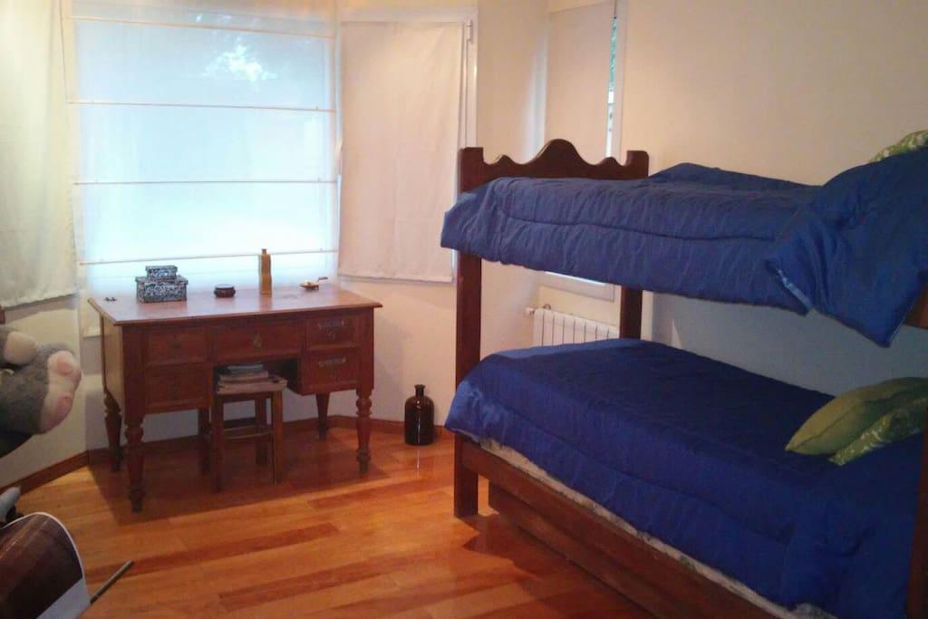 Dormitorio 2 Cucheta y marinera