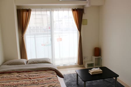 #7:New-fashioned apartment in Umeda