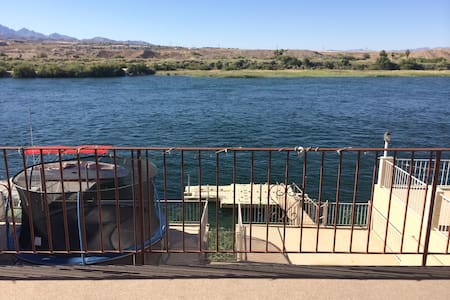 River Front Home w Private Dock - Bullhead City - Дом