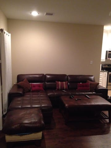 Living room couch