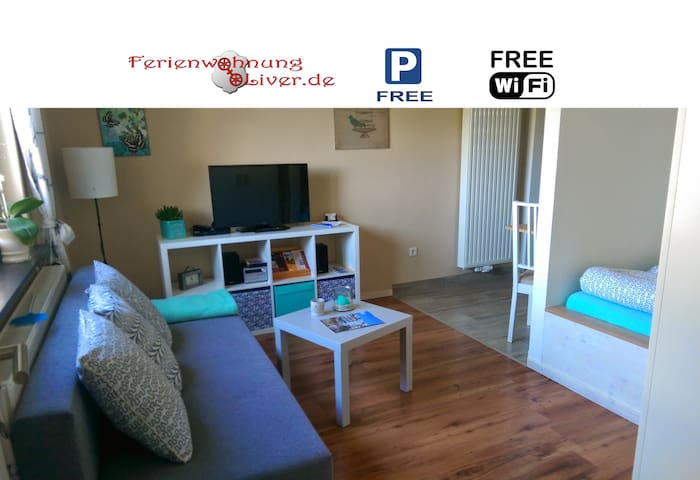 Beautifull little apartment - Fritzlar - Apartment