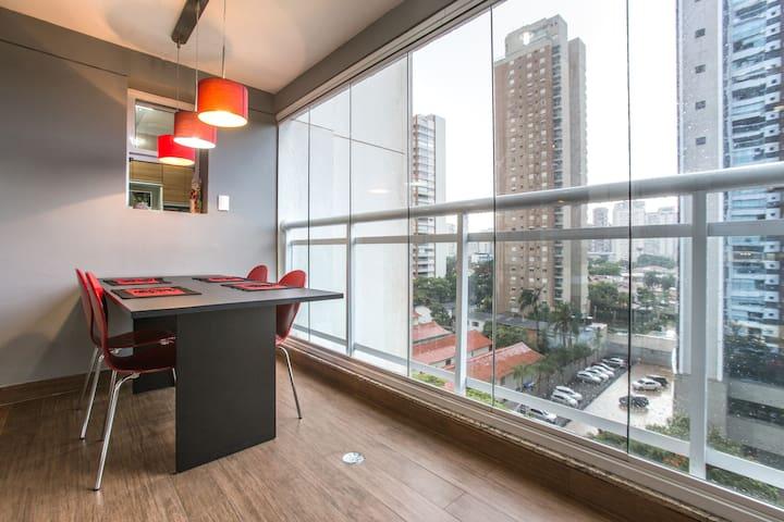 Moderno + Full Amenities - Berrini / WTC
