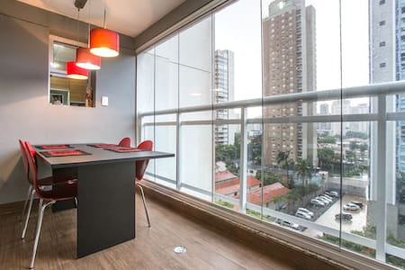 Moderno + Full Amenities - Berrini / WTC