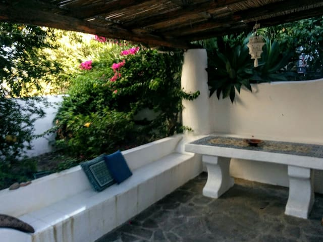 Central Studio in Panarea