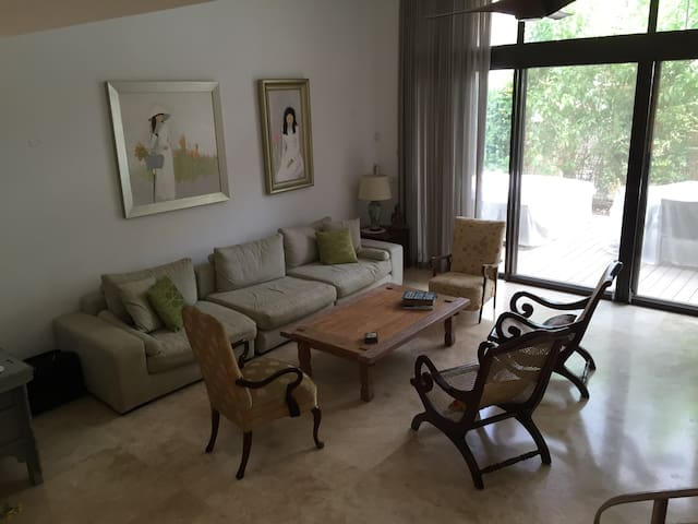 Luxury family house in hod hasharon - הוד השרון - Villa