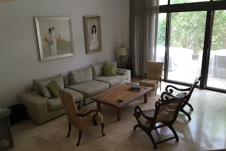 Luxury family house in hod hasharon - Villa