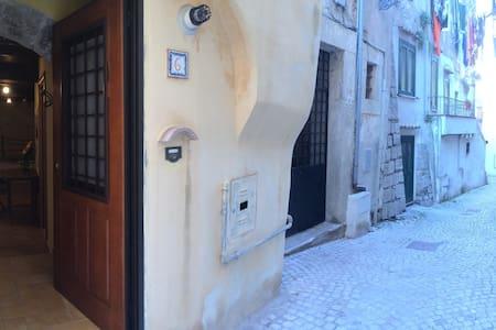 """Romantic getaway """"old city"""" center. - Terracina - Apartment"""