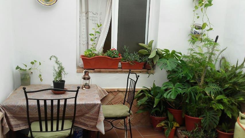 Apartamento en la puerta de Doñana. - Villamanrique de la Condesa - Appartement