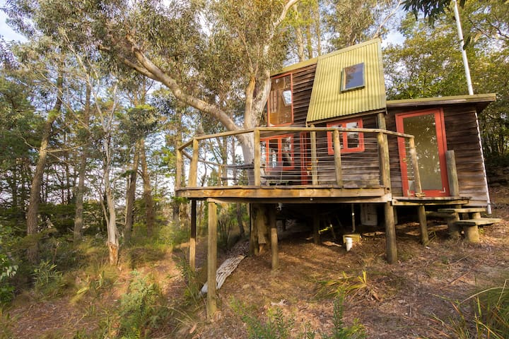 Treehouse in the Blue Mountains - Blackheath - Cottage
