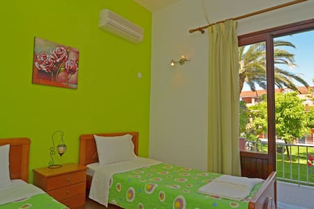 Apartment with pool & garden view - Sidari - อพาร์ทเมนท์