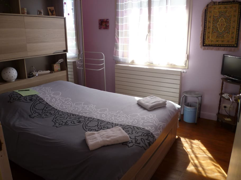 2 chambres dans ma maison chambres d 39 h tes louer for Chambre hote houlgate