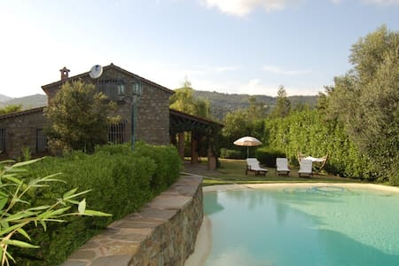 Villa with private pool in Cilento - Sessa Cilento