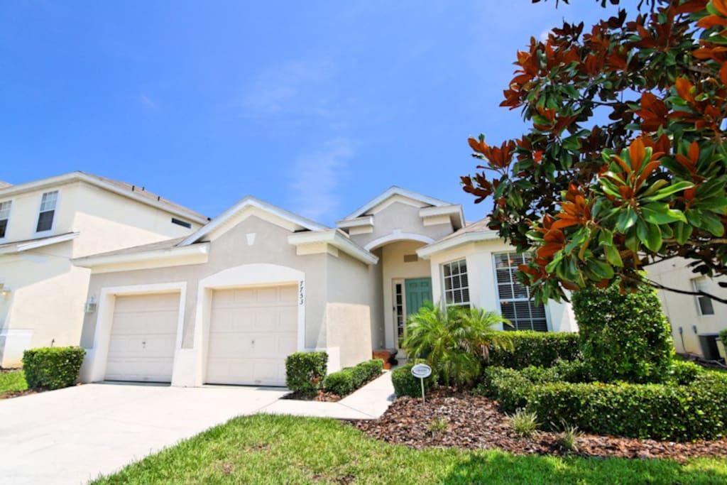 Windsor Hills 3 Bedroom Pool Home Houses For Rent In Kissimmee Florida United States