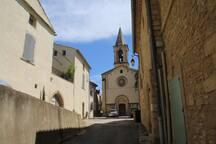 Rue de l'église.