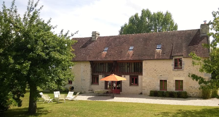 Maison de Manou et Pierre - Silly-en-Gouffern - House
