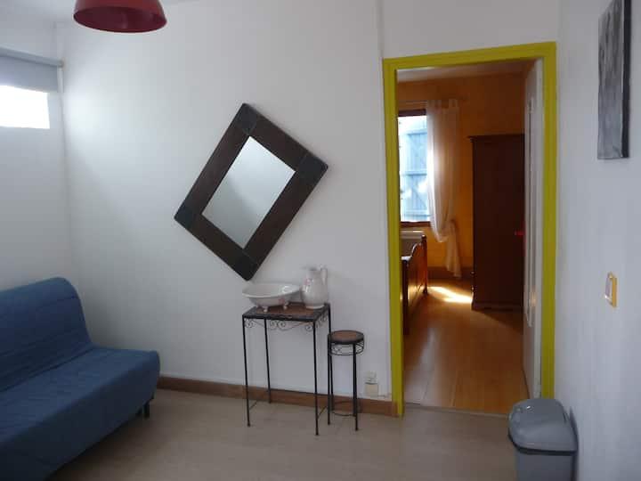 Maison et chambres d'hôtes près d'Amiens
