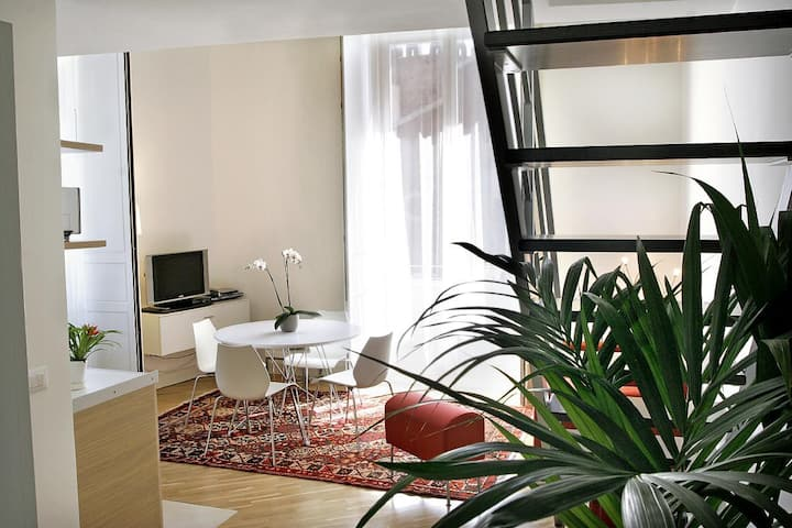 loft in residence lungomare catania