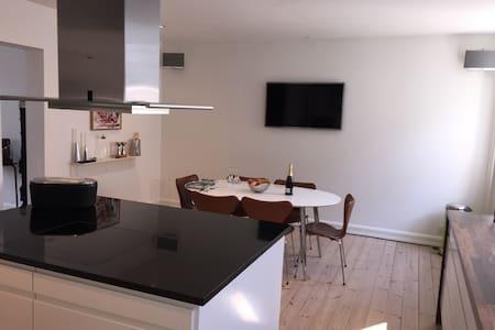 Modern Copenhagen apartment
